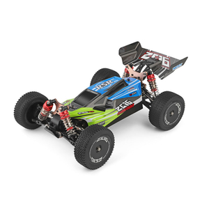 Wltoys 144001 1/14 4WD 60km/h 高速レーシングRCカー RTR 2.4GHz